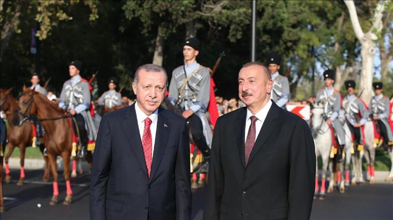 مرکز مطالعات سیاسی و بین المللی- رویکرد ترکیه نسبت به جنگ 2020 قره باغ